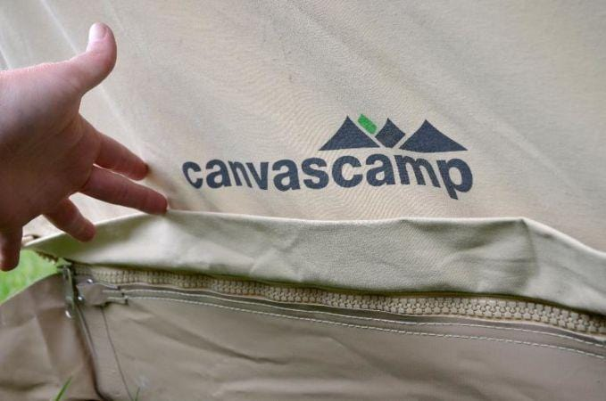 Canvas Camp - Sibley 500 Ultimate SE