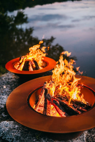Image of Fire Pit Art - Magnum