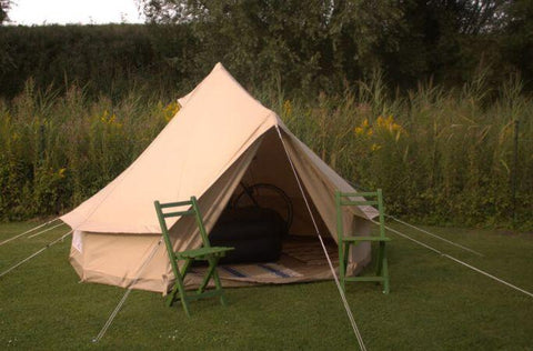 Image of Canvas Camp - Sibley 300 Deluxe