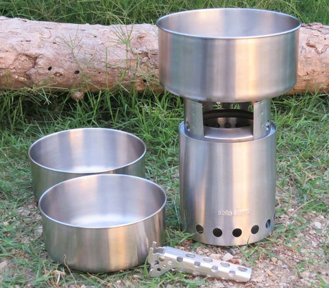 Image of Solo Stove 3 Pot Set