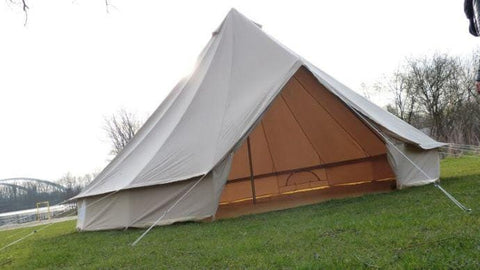 Image of Canvas Camp - Sibley 600 Standard