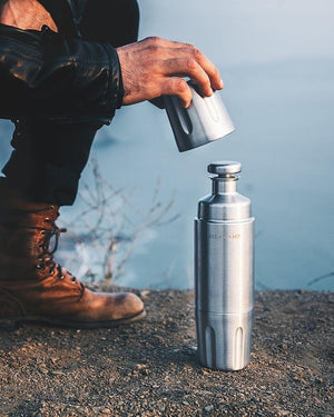 High Camp Firelight Flask 750ml