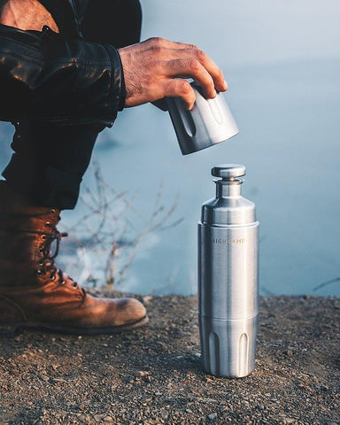 Image of High Camp Firelight Flask 750ml