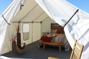 Montana Canvas - Luxury Glamping Tent