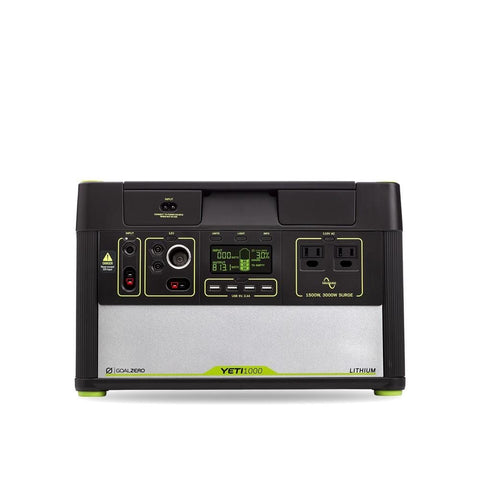 Image of GOAL ZERO YETI 1000 LITHIUM PORTABLE POWER STATION