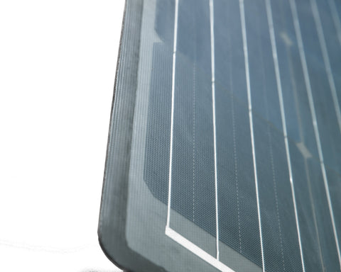 Image of Humless Slim Flexible Solar 18W