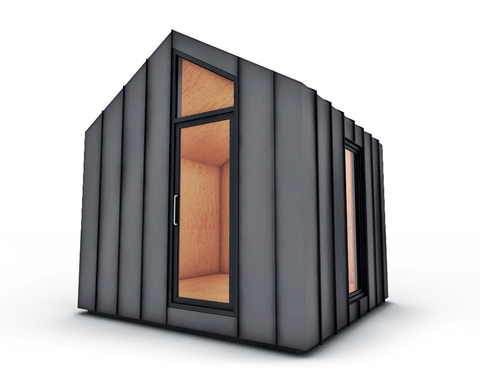 Image of The Bunkie Huron Camping Pod