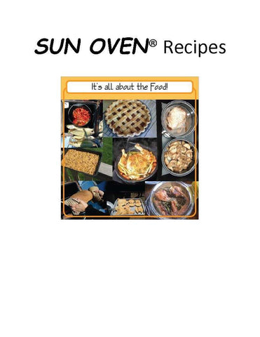 Image of All American Sun Oven