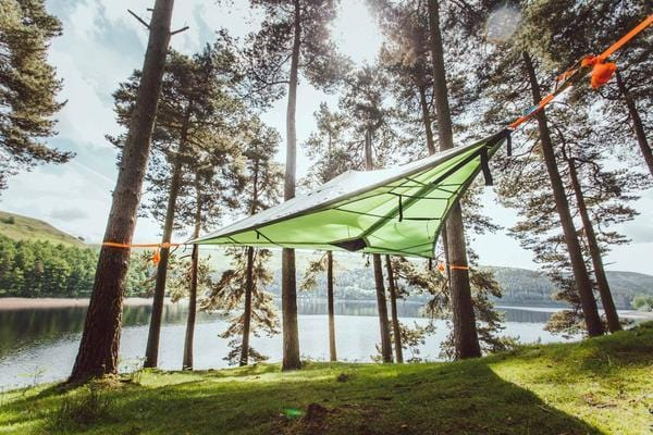 Tentsile Tree Tent & Cooler + Flask BUNDLE
