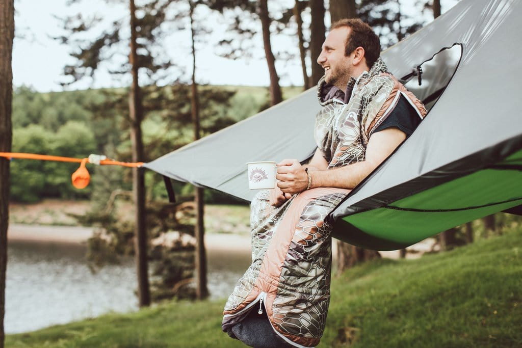 Tentsile Tree Tent Ultimate Glamping Package