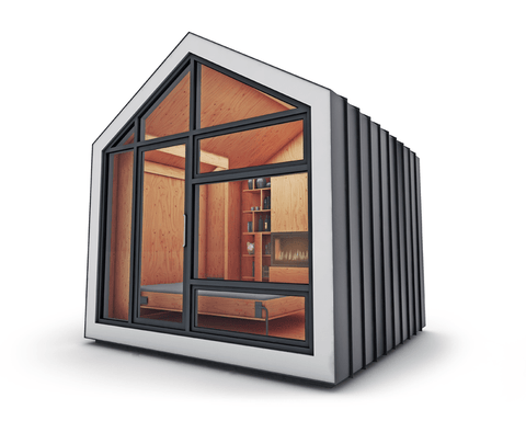 The Bunkie Vos Camping Pod