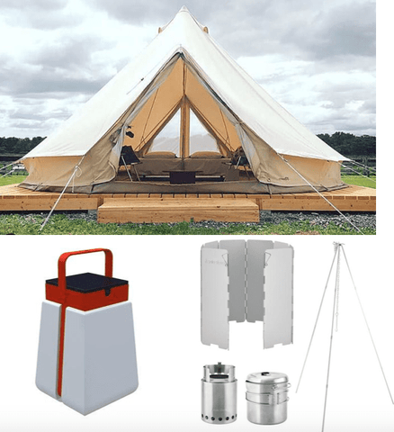 Image of Canvas Camp 600 ProTech DD SPRING BUNDLE!