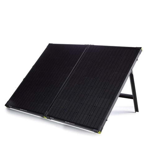 Image of boulder 200 solar panel briefcase