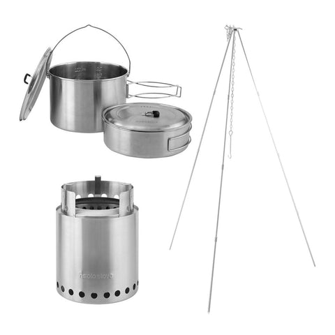Image of Solo Stove Campfire Kit