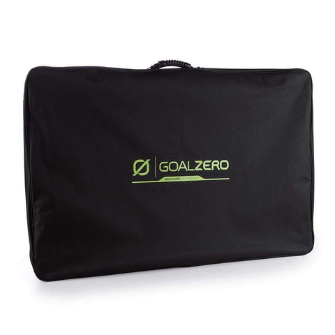 Image of boulder 200 solar panel briefcase case