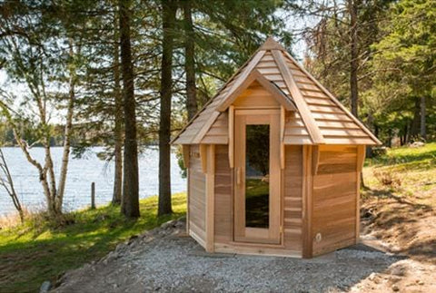 Dundalk Red Cedar Kota Sauna