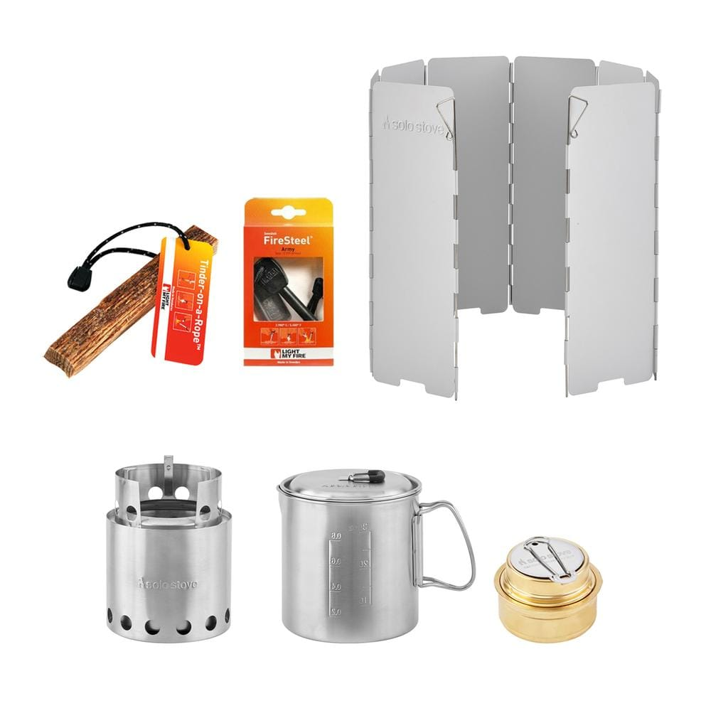Solo Stove Lite Kit Bundle