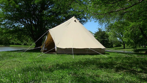 Image of Canvas Camp - Sibley 600 ProTech DD