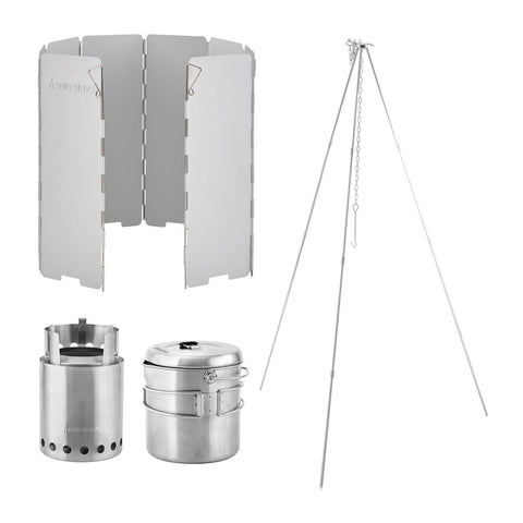 Image of Solo Stove Titan Kit