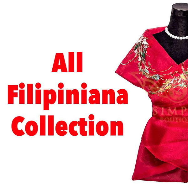 All Filipiniana - Adults - Simpal Boutique