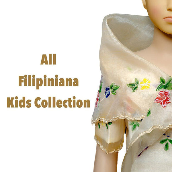 All Filipiniana Kids - Simpal Boutique