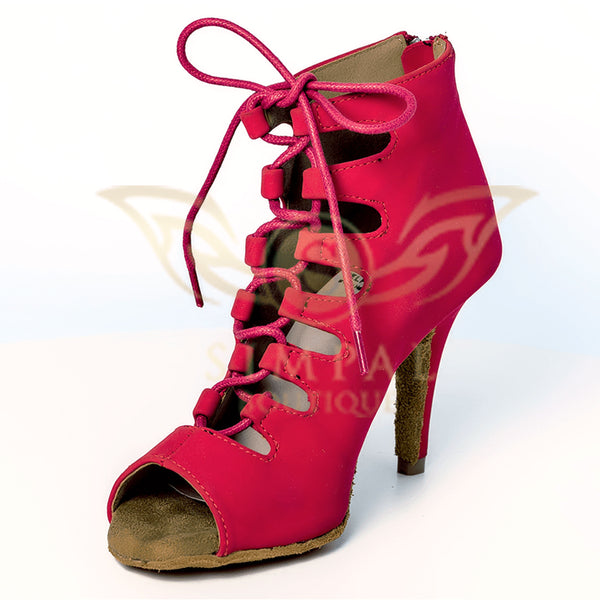 Help Me Dance - Dancing Shoe Leather Female - KVE-208T - Simpal Boutique