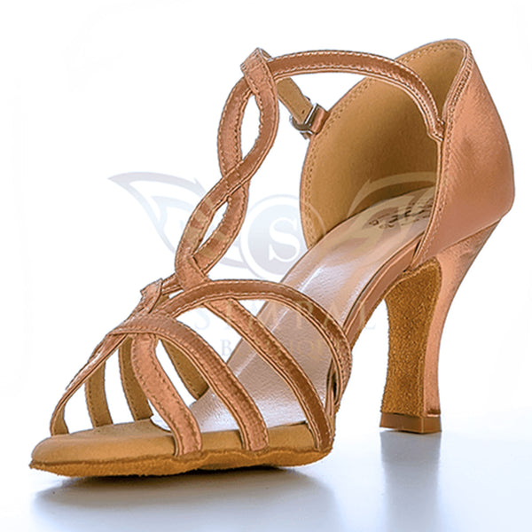 Help Me Dance - Dancing Shoes Latin Salsa Dance Shoes For Ladies - KVE-02084 - Simpal Boutique