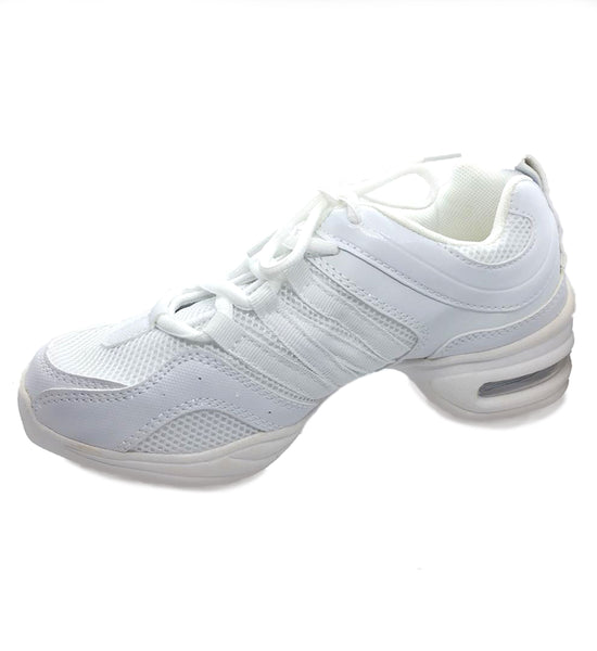 Help Me Dance - Dancing Shoe Sneakers for Zumba and Trainer - KVE-927-White - Simpal Boutique