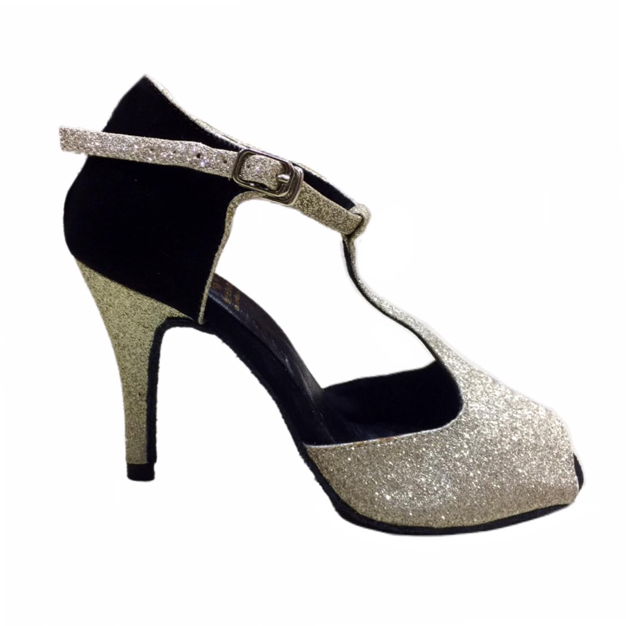 Help Me Dance - Dancing Shoe Leather Female - KVE-302100N - Simpal Boutique