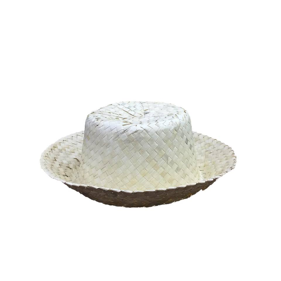 Buri Hat/Sombrero Native Handicraft Small - Simpal Boutique