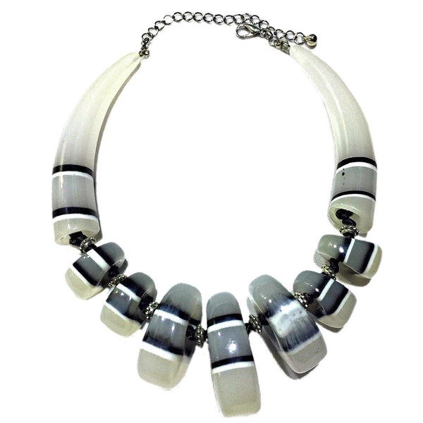 Party Necklace Accessories Alloy Beads  Office wear Accessories 03 - Simpal Boutique
