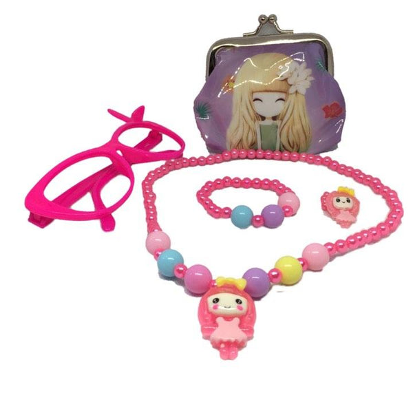 Kids mixed set accesories for girls - Simpal Boutique