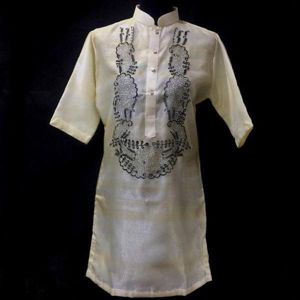 Ladies Barong Modern Filipiniana - Simpal Boutique