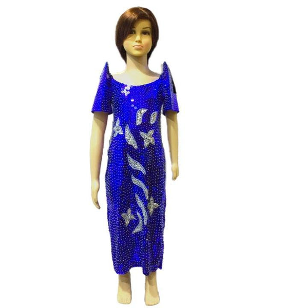 Mestiza Sequined- Filipiniana dress - Simpal Boutique