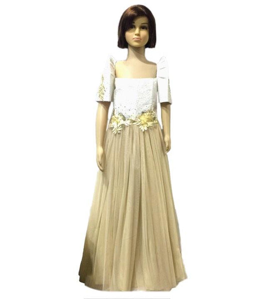 Mestiza Kids Tulle-Filipiniana 02 - Simpal Boutique