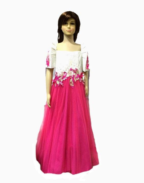 Mestiza Kids Tulle-Filipiniana 03 - Simpal Boutique
