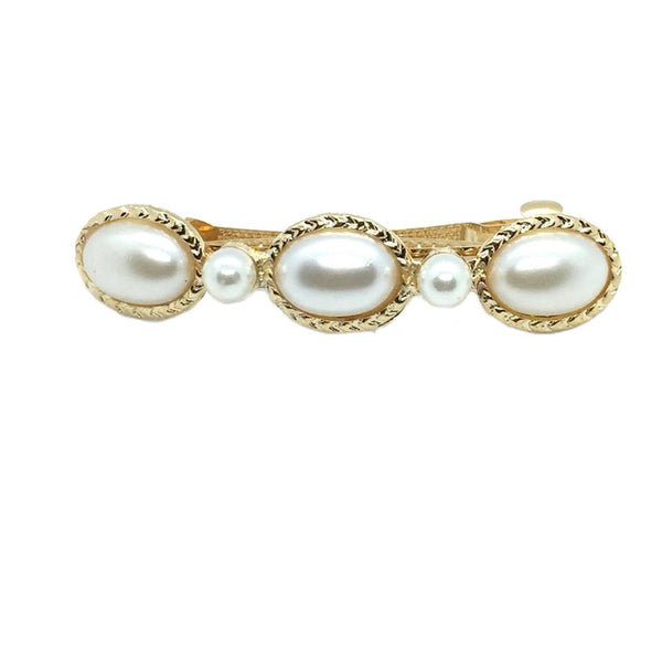 Korean Style #05 Hair Pins Pearl immitation Headwear Barrette Decorative Accessories For daily wear, any Party and Occasions - Simpal Boutique