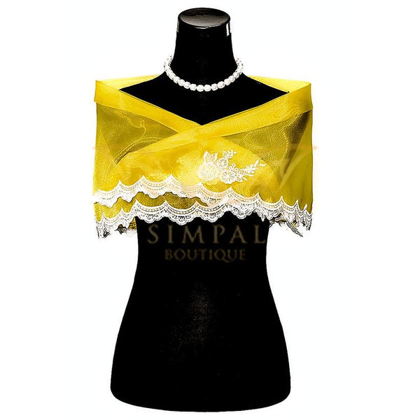 Alampay - Yellow - Simpal Boutique