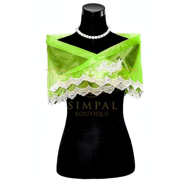Alampay - Light Green - Simpal Boutique