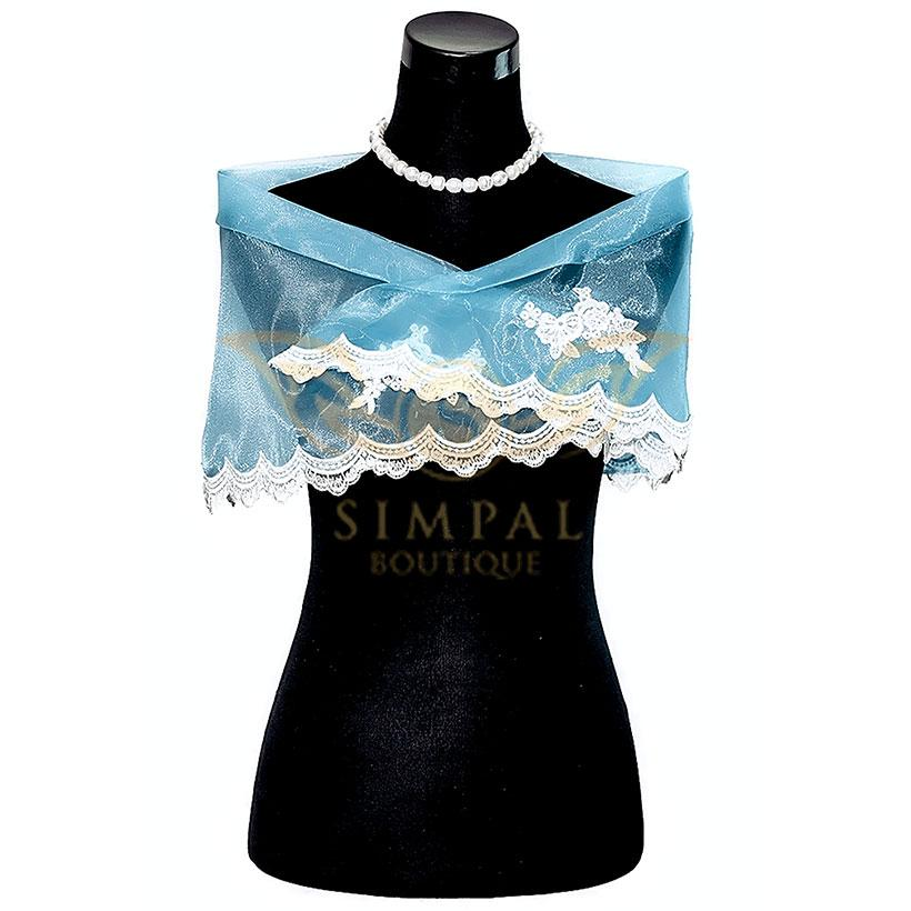 Alampay - Sky Blue - Simpal Boutique