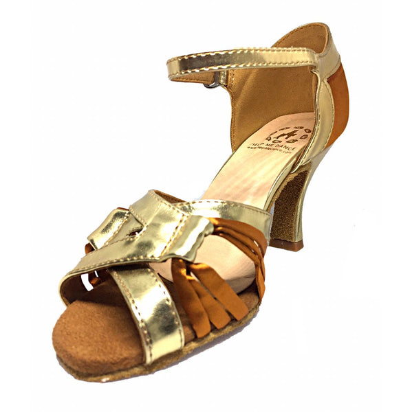 HelpMeDance - Dancing Shoe Leather Female - KVE-40281814A - Simpal Boutique