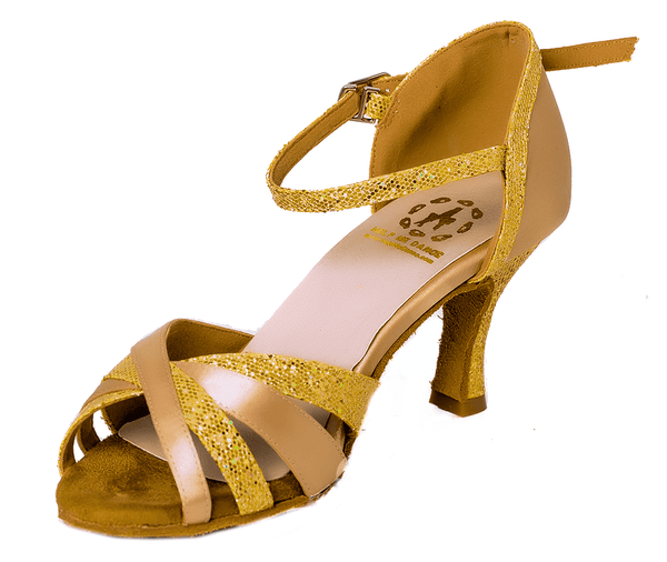 HelpMeDance - Dancing Shoe Leather Female - KVE-1097184 - Simpal Boutique