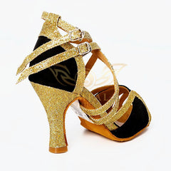 HelpMeDance - Latin Salsa Dance Shoes For Ladies - KVE-2057184 - Simpal Boutique
