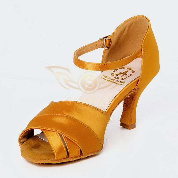 HelpMeDance - Dancing Shoe Leather Female - KVE-354KVE - Simpal Boutique