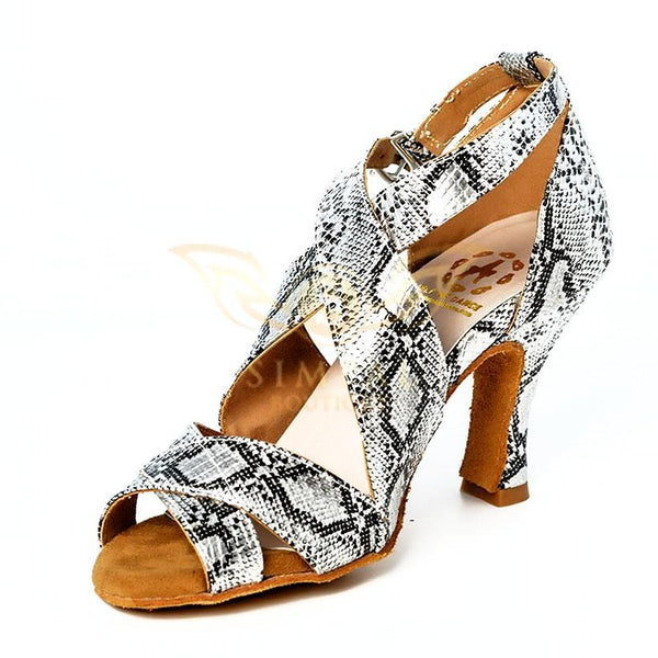 Help Me Dance Latin Salsa Dance Shoes For Ladies Hot Sale Dancing Shoe - KVE-40061N - Simpal Boutique