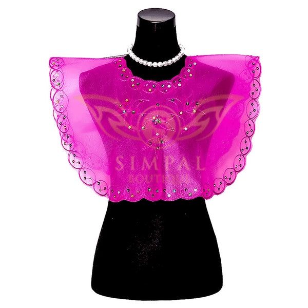 Kimona Sequence - Pink - Simpal Boutique