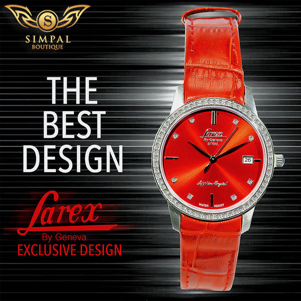 Larex Analog Quartz Watch -30LM - Simpal Boutique