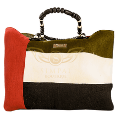 Ecofriendly Abaka Megan UAE Tote bag - Simpal Boutique