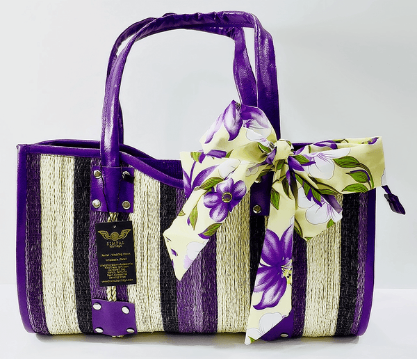 Candy Abaka Bag Eco-friendly bag Violet - Simpal Boutique