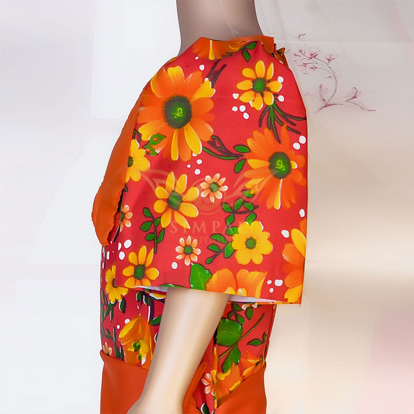 Mestiza for kids - Orange Flower - Simpal Boutique